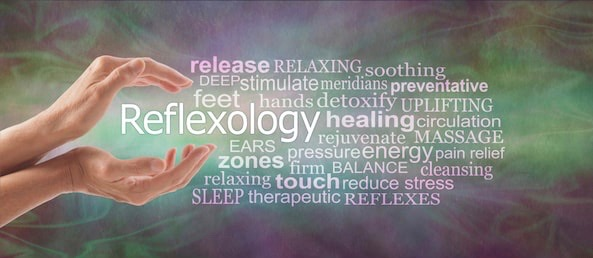 Jo Salomon Reflexology logo