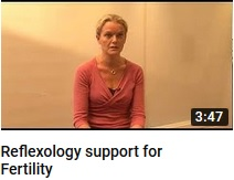 Reflexology support for Fertility